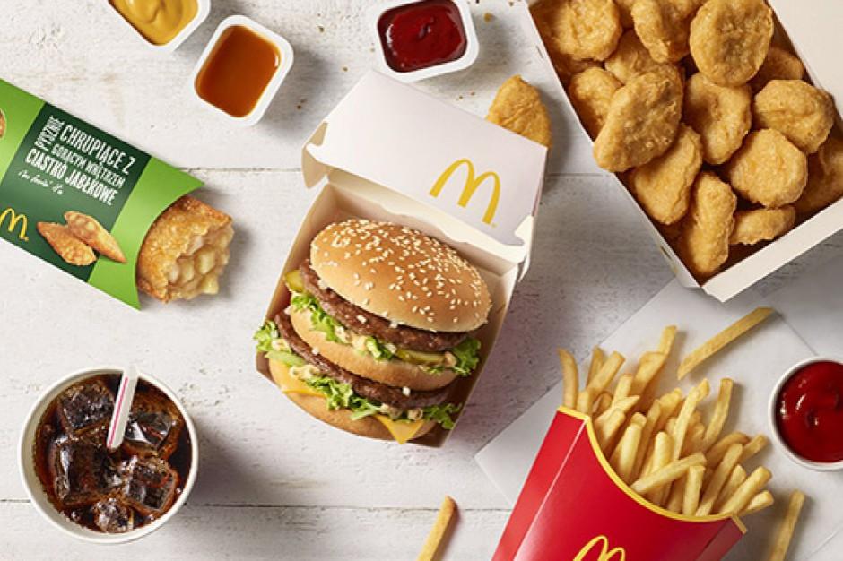 McDonald's uruchomił usługę McDelivery w Katowicach
