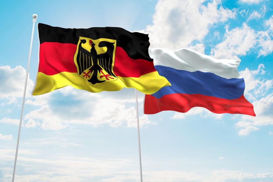 Niemiecka minister w kremlowskiej telewizji: Rosja zawsze była dla Niemiec bliskim partnerem i takim pozostanie