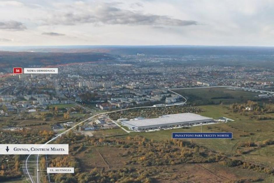 Panattoni Europe zrealizuje swoje pierwsze centrum dystrybucyjne w okolicach Gdyni