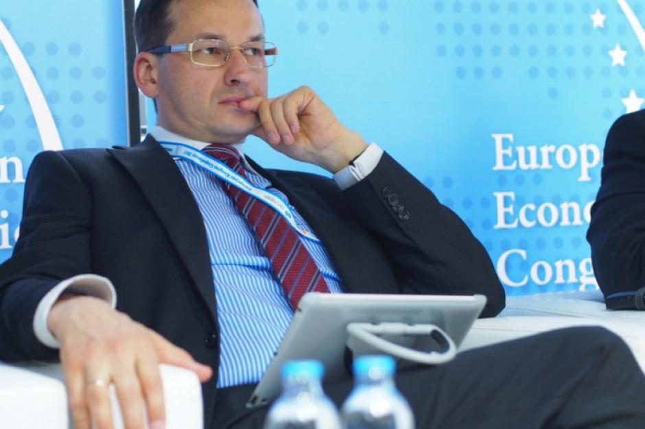 Morawiecki: Chcemy europejskich wynagrodzeń, a nie europejskich cen