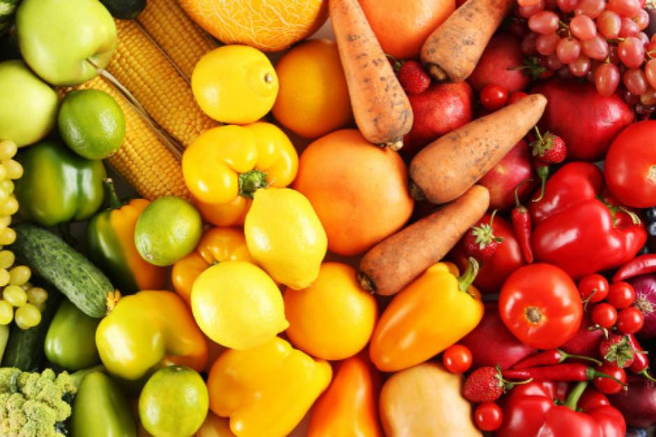 BNP Paribas: Europejczycy jedzą zbyt mało owoców i warzyw