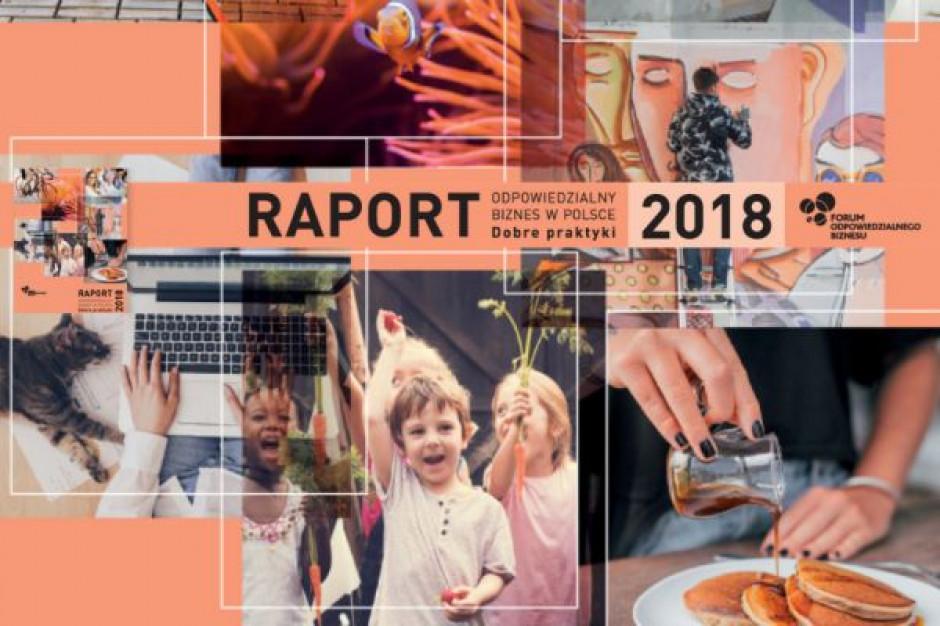 Wawel kolejny raz wyróżniony w Raporcie Forum Odpowiedzialnego Biznesu