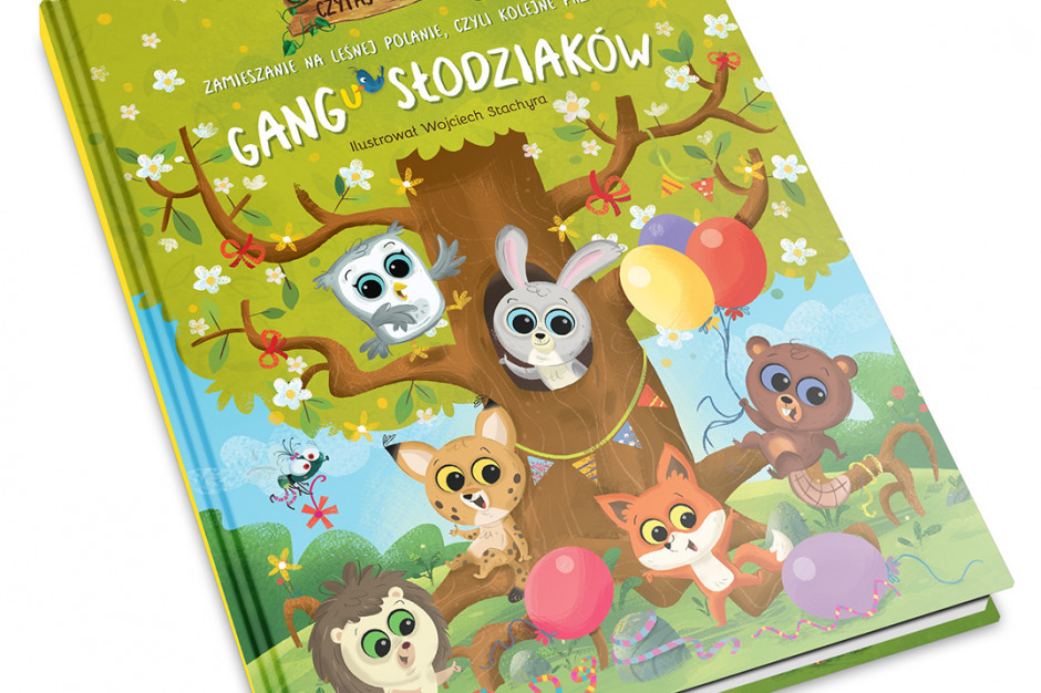 Biedronka: Rekordowa popularność trzeciej części książki o przygodach Słodziaków