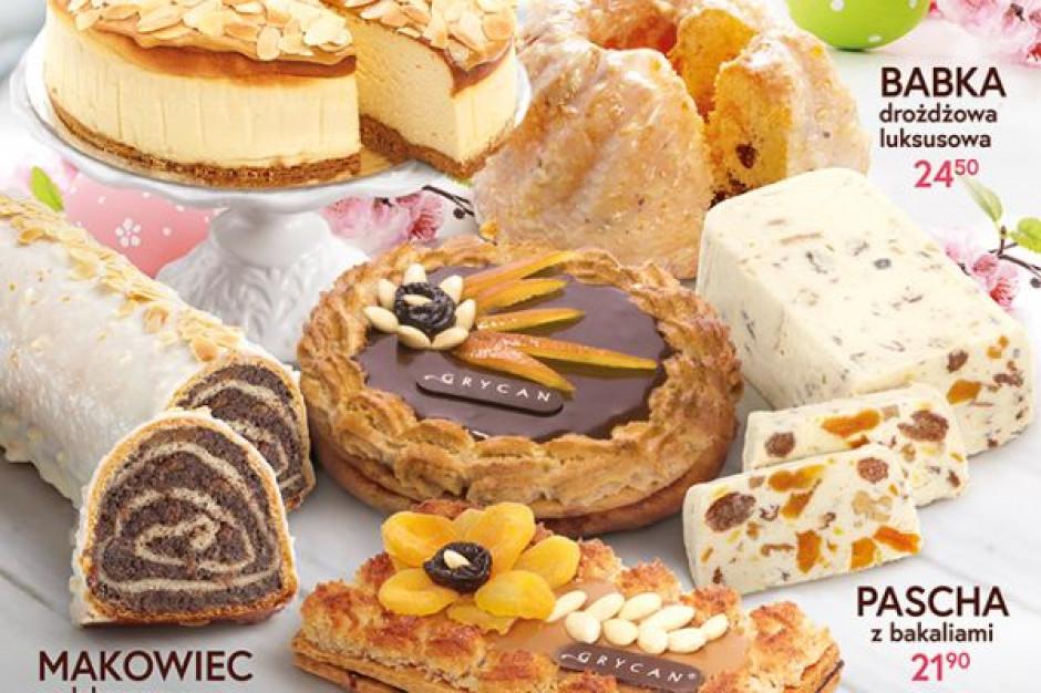 Tradycyjne wielkanocne ciasta u Grycana