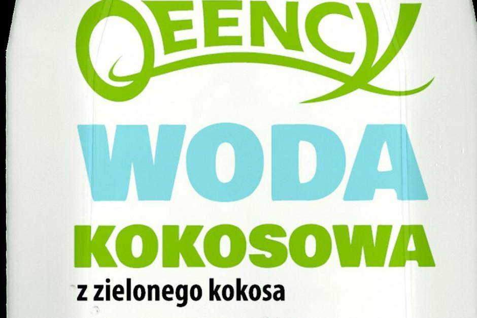 Woda kokosowa Qeency – nowość firmy KGH Polska