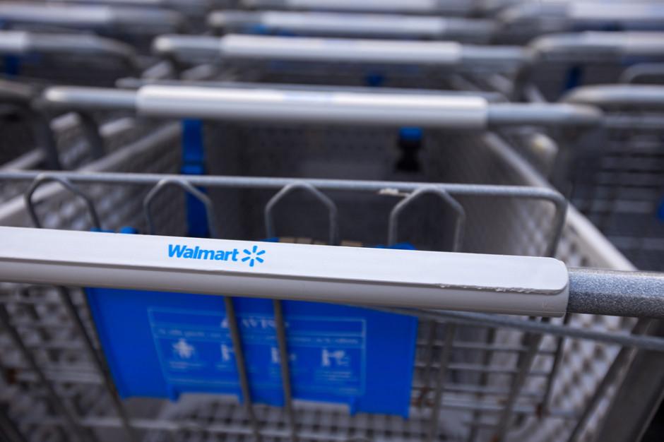 Sieć supermarketów Walmart przyspiesza robotyzację