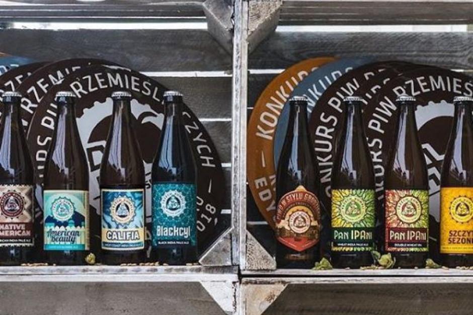 Browar Trzech Kumpli chce mieć własny zakład. W kwietniu wprowadza do sprzedaży piwa leżakowane w beczkach