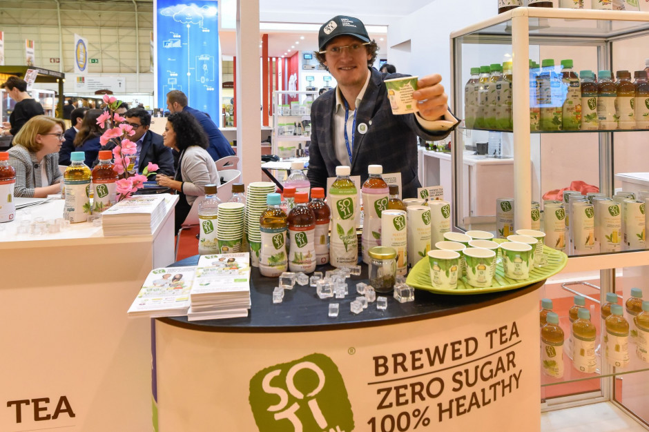 Producent herbat na zimno Soti Natural stawia na eksport