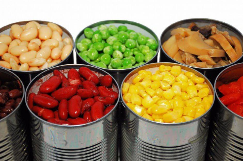 Groszek konserwowy i zupa w puszcze też zawierają cukier