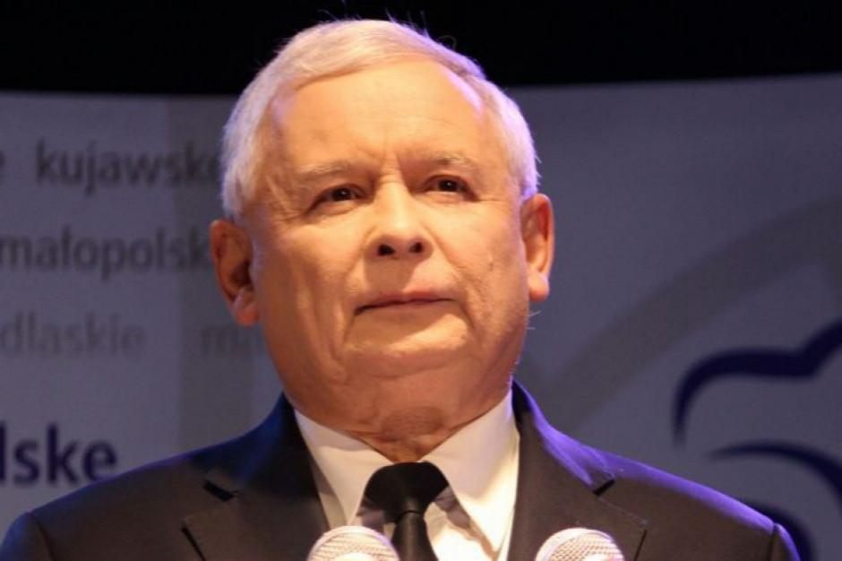 Kaczyński: Złotówka zapewnia Polsce szybszy rozwój