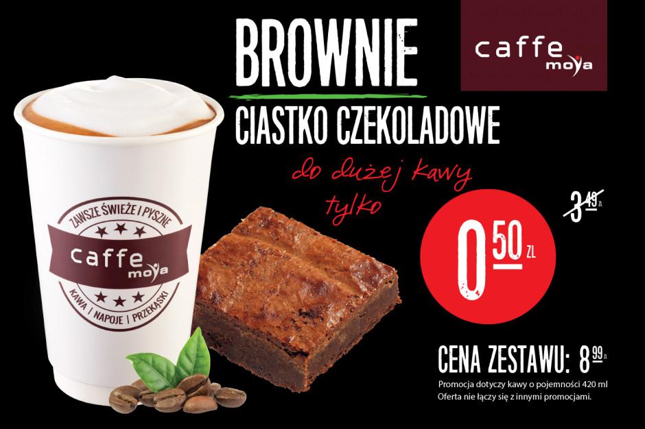Caffe Moya z nową promocją i asortymentem