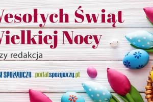 Pogodnej Wielkanocy od redakcji www.portalspozywczy.pl