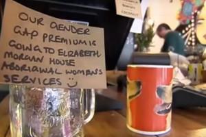 Australia: Zamknięcie restauracji, w której mężczyźni płacili więcej (wideo)