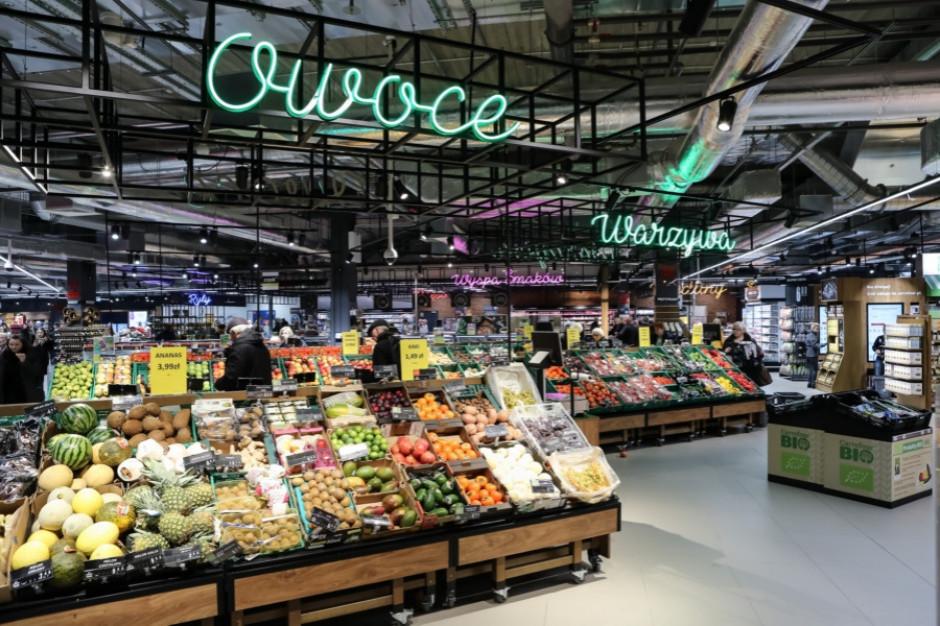 Sprzedaż Carrefour Polska w pierwszym kw. 2019 r. wyniosła 494 mln euro