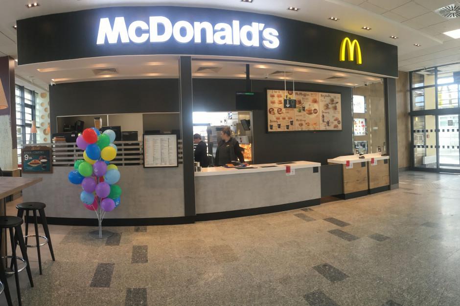 McDonald's z kolejnym lokalem w Radomiu
