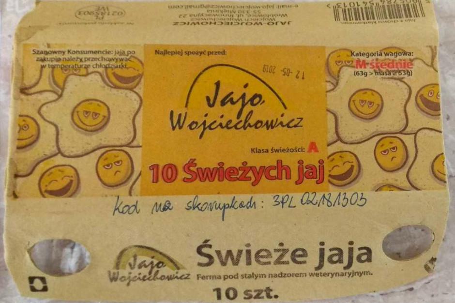 GIS: Pałeczki salmonelli na skorupkach jaj sprzedawanych w Netto