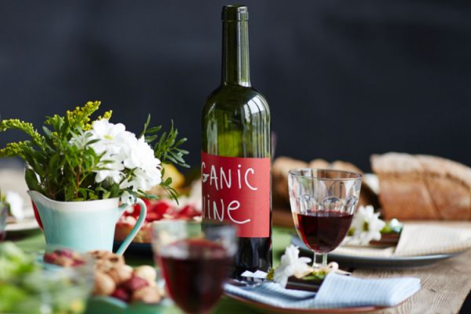 Wina organiczne jednym z głównych trendów w branży winiarskiej