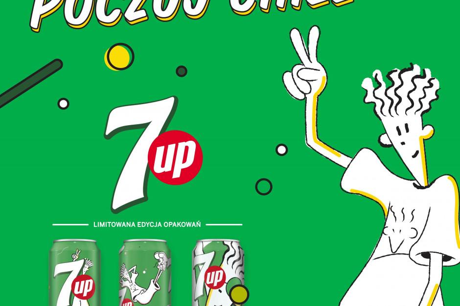 Powrót Fido Dido w nowej kampanii reklamowej marki 7UP