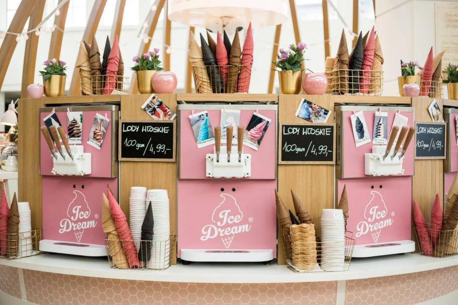 Ice Dream, nowy koncept lodziarni, chce wejść do kolejnych centrów handlowych
