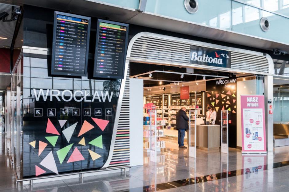 Baltona z nową strefą handlową na lotnisku w Montpellier
