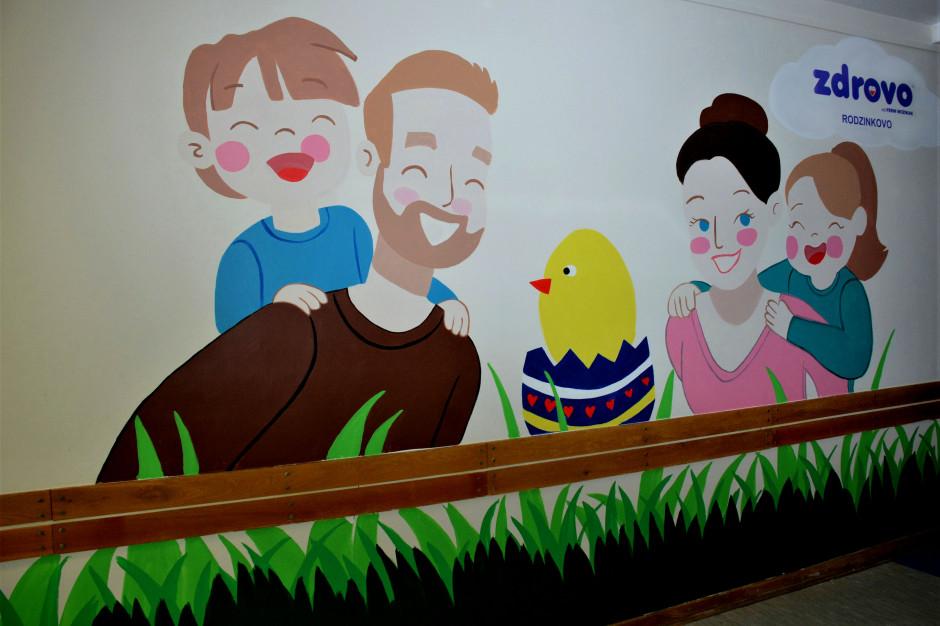 Fermy Woźniak pomagają w odnowie Centrum Zdrowia Dziecka