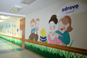 Zdjęcie numer 1 - galeria: Fermy Woźniak pomagają w odnowie Centrum Zdrowia Dziecka