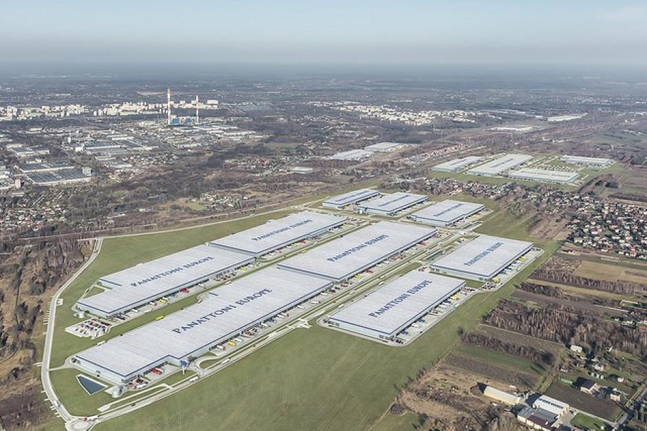 Panattoni Central European Logistics Hub zbliża się do półmetka inwestycji