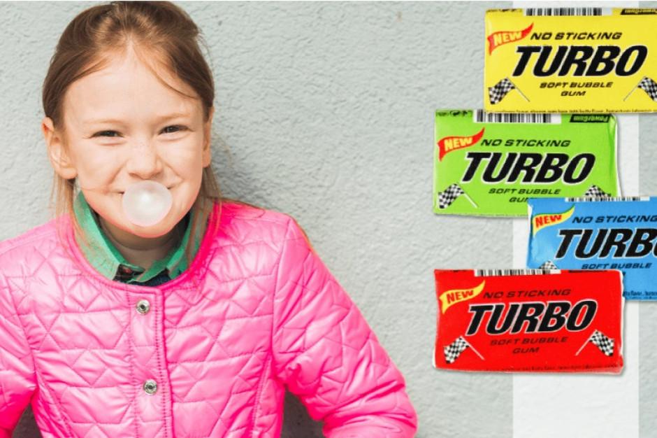 Gumy Turbo i inne produkty z lat 90. w ofercie sklepów Aldi