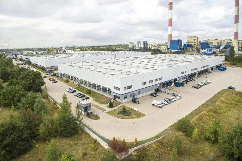 Spedimex pozostaje najemcą całego budynku nr 2 w Logicor Łódź I