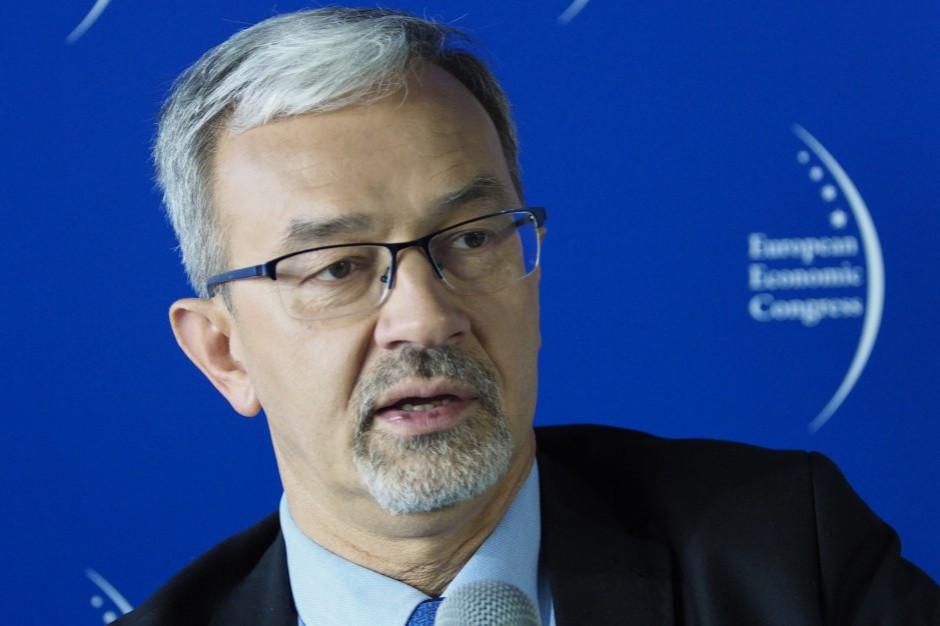 Kwieciński: Od 2004 roku na statystycznego Polaka przypadło 3 tys. euro z funduszy UE