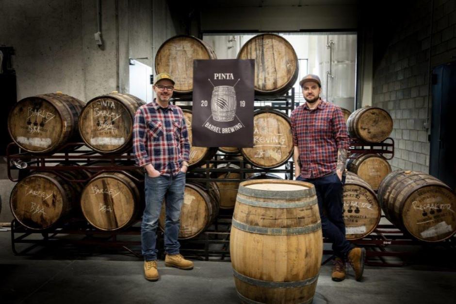 Wystartowała zbiórka crowdfundingowa PINTA Barrel Brewing