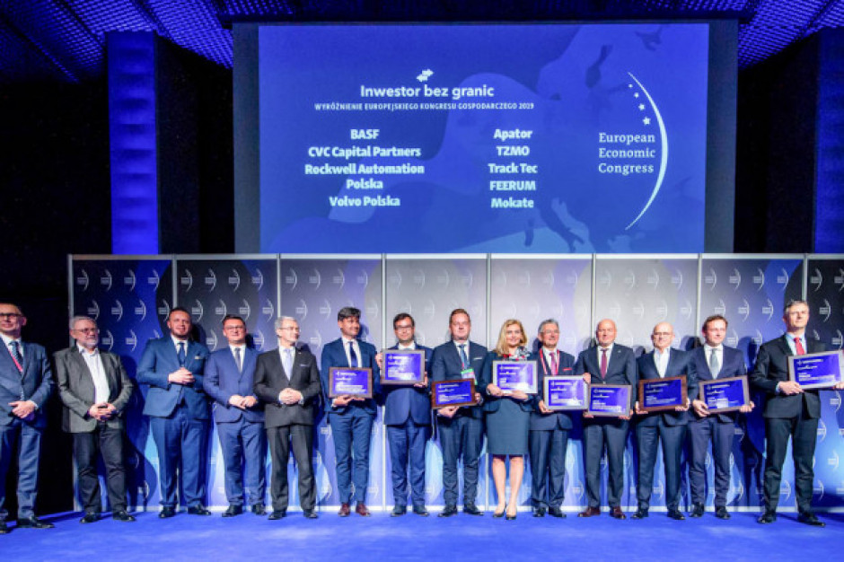 CVC Capital Partners, Feerum i Mokate wśród dziewięciu firm wyróżnionych tytułem