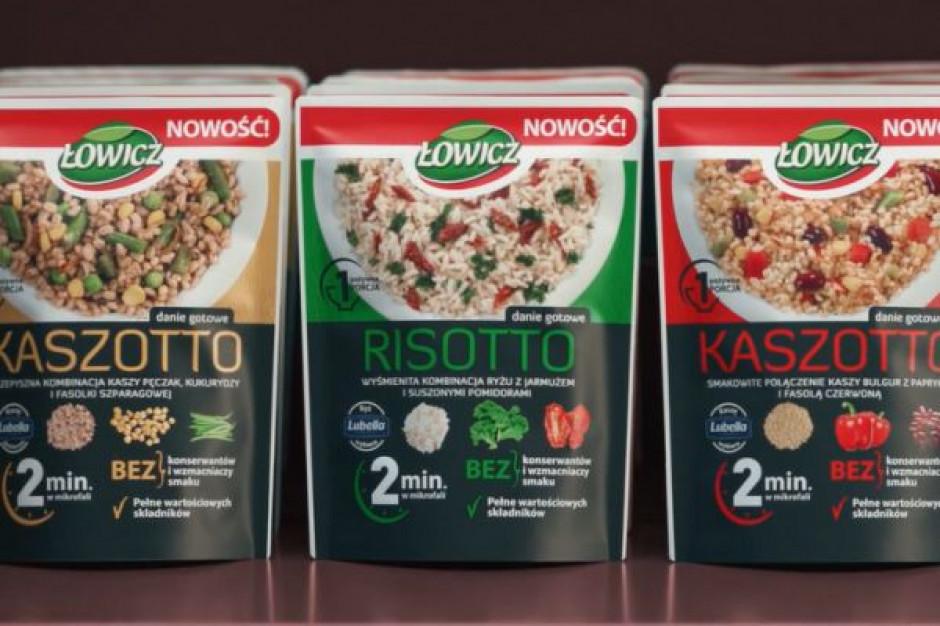 Marka Łowicz wprowadza nowe dania gotowe