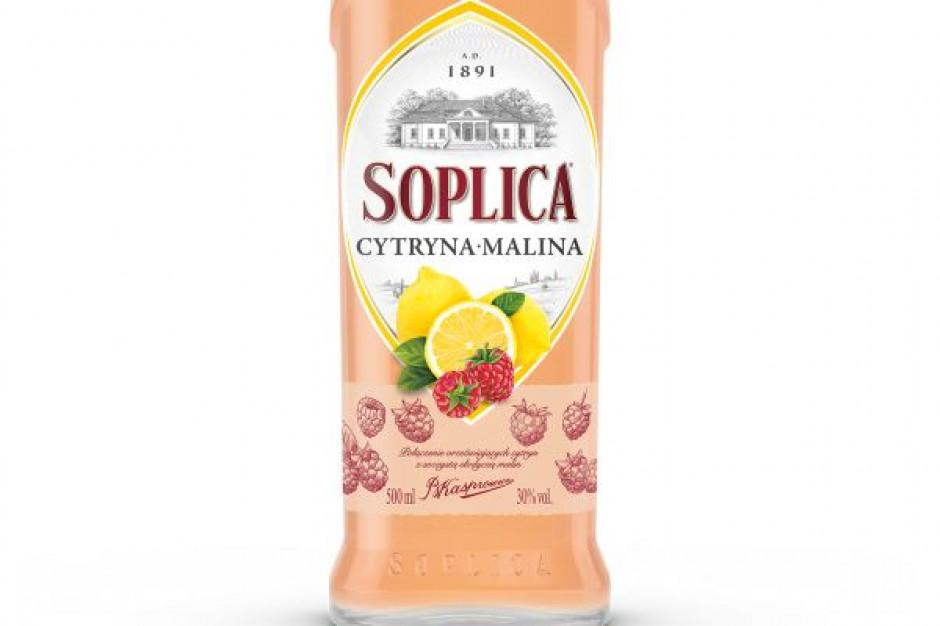 Marka Soplica wchodzi w sezon letni z nową linią smakową