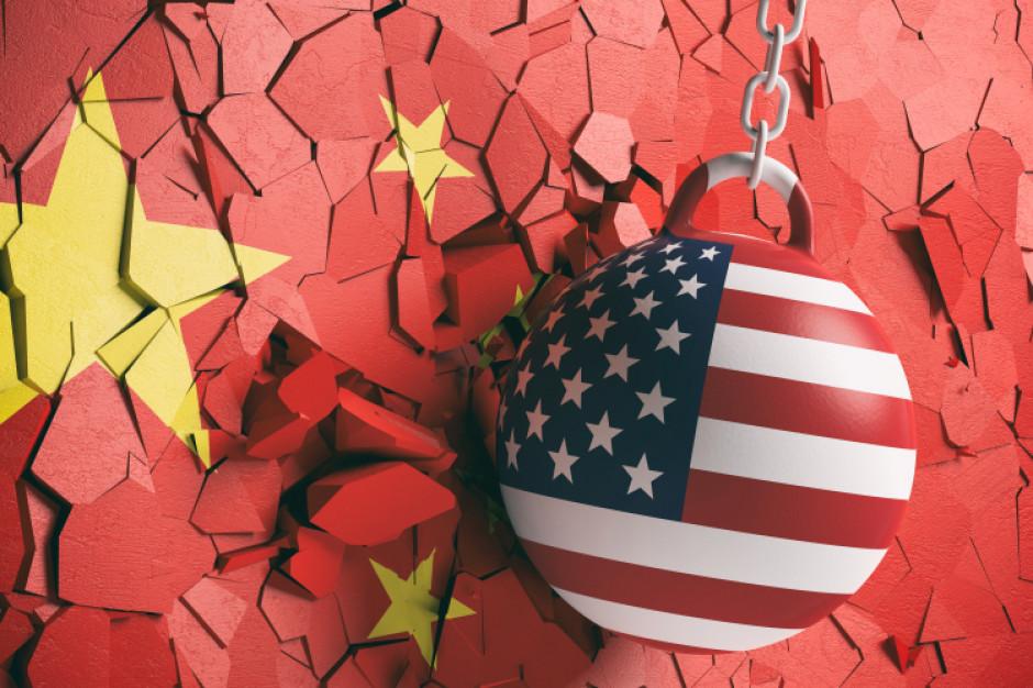 USA przygotowały nową listę towarów z Chin, na które mogą nałożyć karne cła