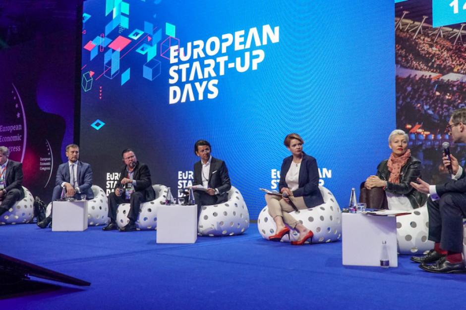 Debata otwarcia European Start-up Days: Czy AI jest zagrożeniem dla pracowników?