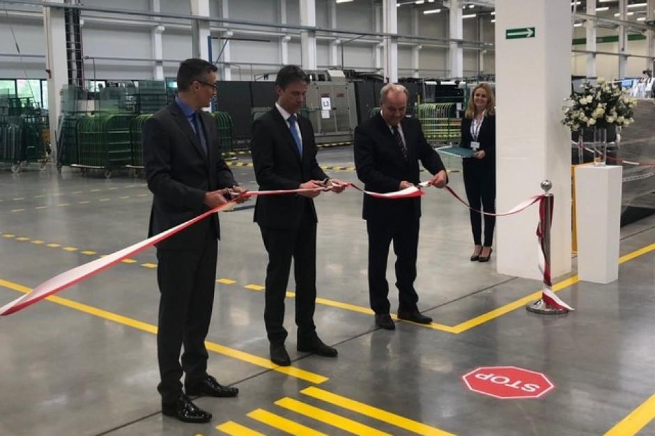 Panattoni Park Białystok ukończył fabrykę dla Pilkington IGP