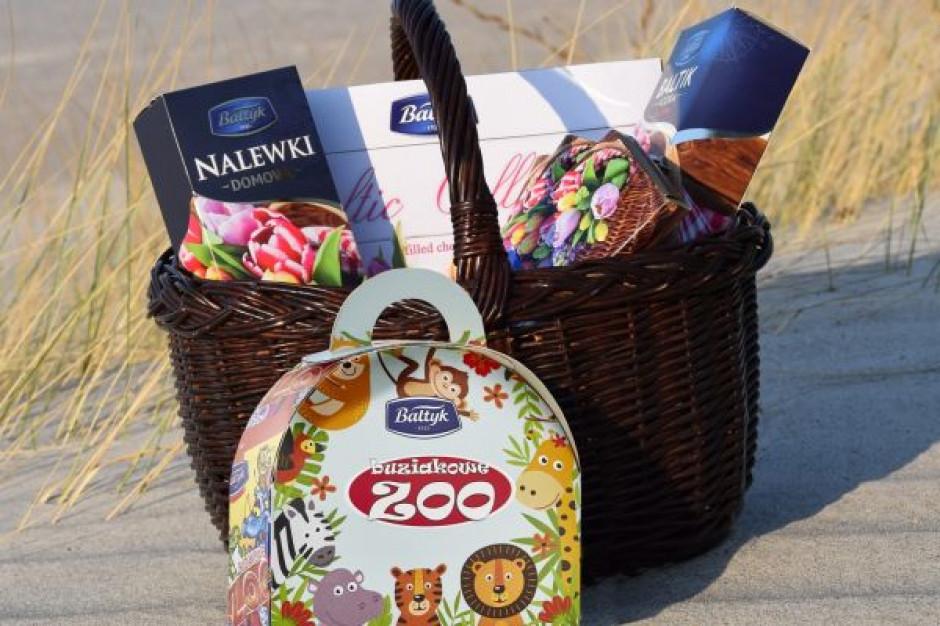 ZPC Bałtyk ze specjalną kolekcją słodyczy na komunię, Dzień Dziecka i koniec roku szkolnego