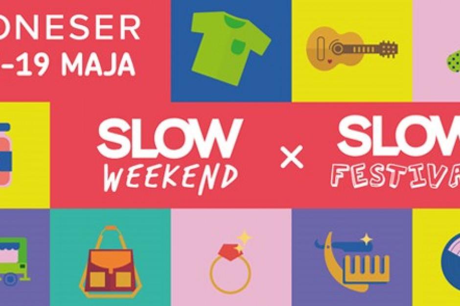 18 i 19 maja jedenasta edycja Slow Weekend