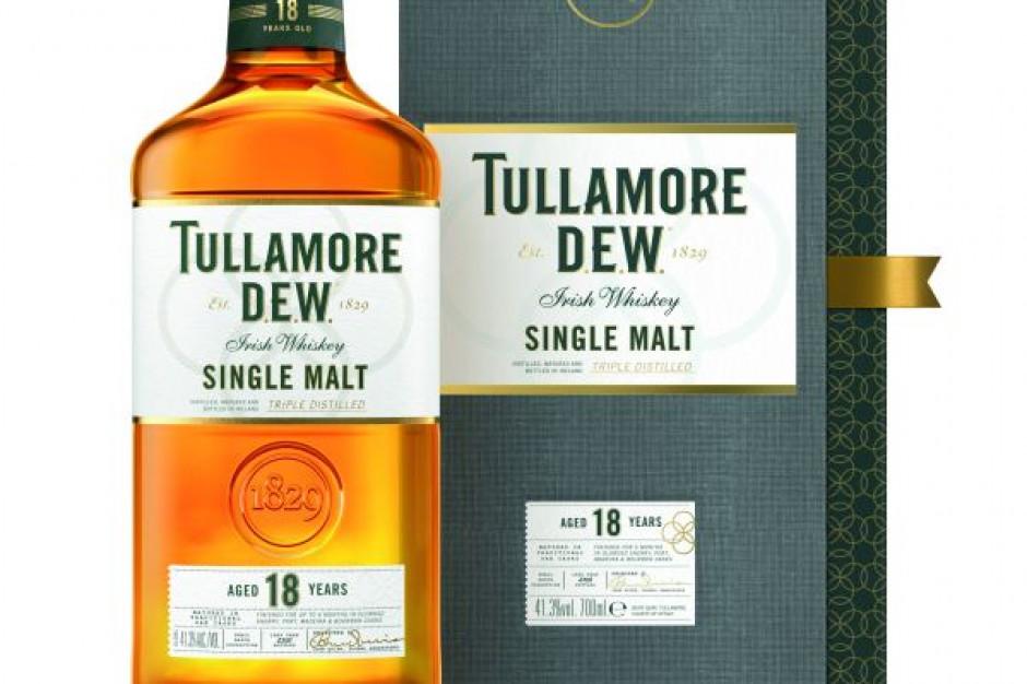 Marka Tullamore D.E.W. z nowym wariantem irlandzkiej whiskey single malt
