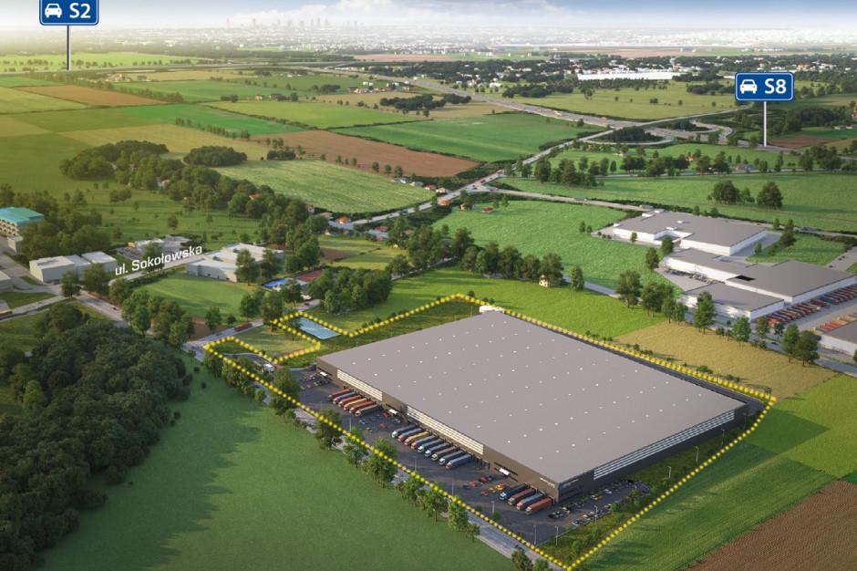ArchiDoc najemcą w nowo ukończonym centrum logistycznym Hillwood Janki Sokołów
