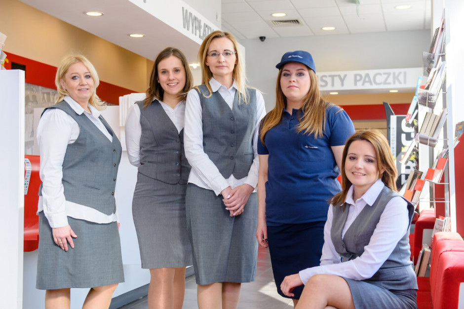 Poczta Polska w ciągu trzech miesięcy br. zatrudniła 3,2 tys. osób