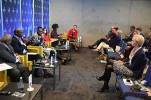 Zdjęcie numer 6 - galeria: EEC2019: Debata Forum Afryka-Europa Centralna, ICT/HEALTH (pełna relacja+zdjęcia)