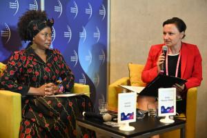 Zdjęcie numer 1 - galeria: EEC2019: Debata Forum Afryka-Europa Centralna, ICT/HEALTH (pełna relacja+zdjęcia)