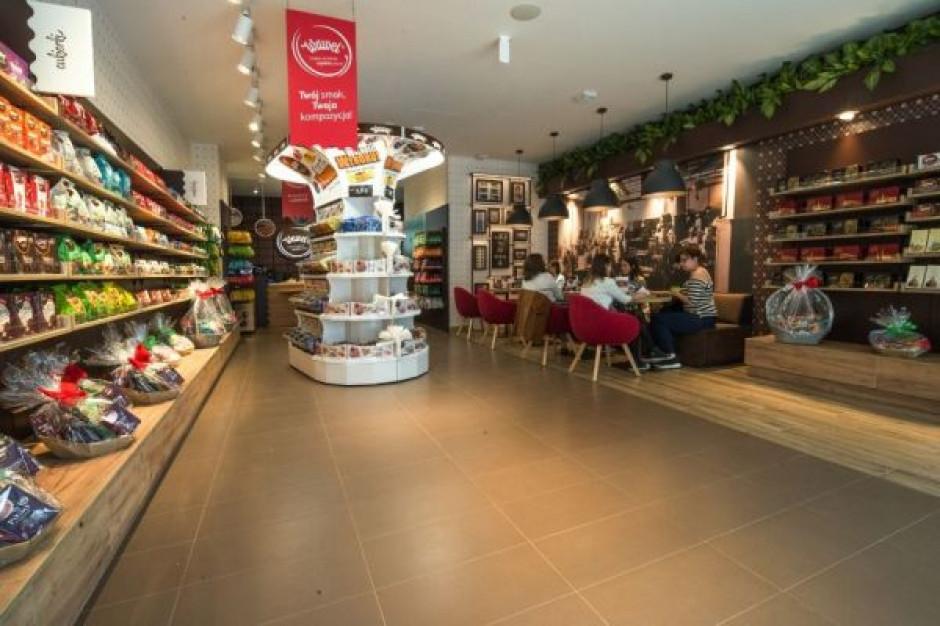 Wawel otworzył sklepokawiarnię w Krakowie w miejscu dawnej fabryki czekolady