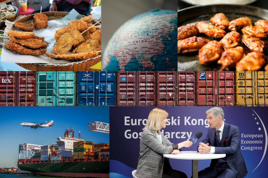 Mięso na wtorek: Eksport drobiu do Chin
