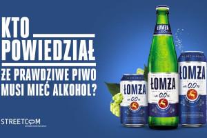 Browar Łomża z nową kampanią marketingu rekomendacyjnego