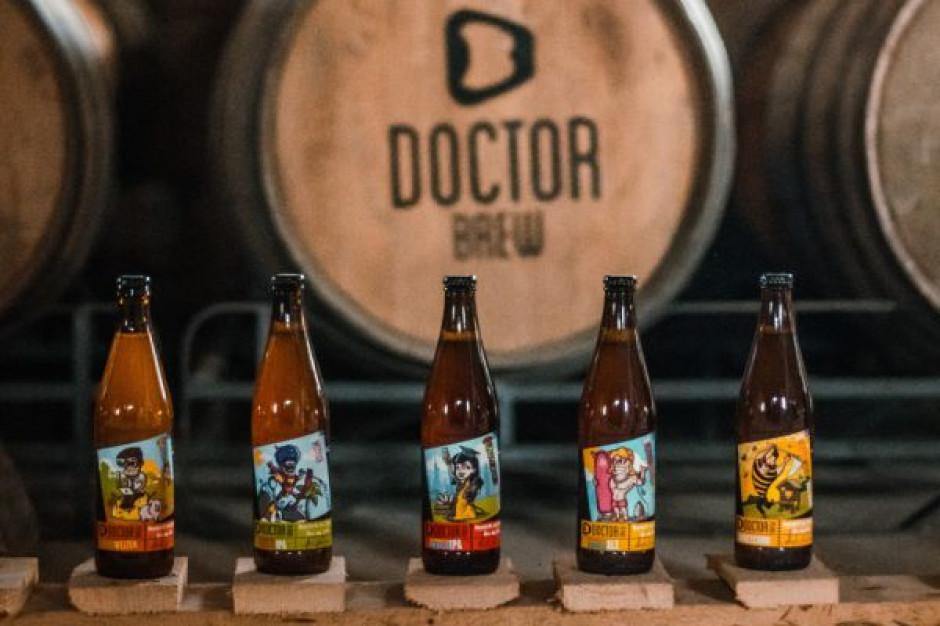 Doctor Brew: sieć dystrybucji naszych piw wzrosła do ponad 6300 pkt