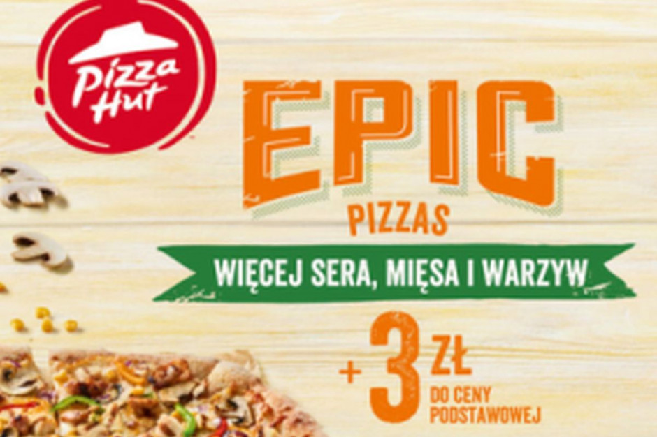 Pizza Hut z ofertą