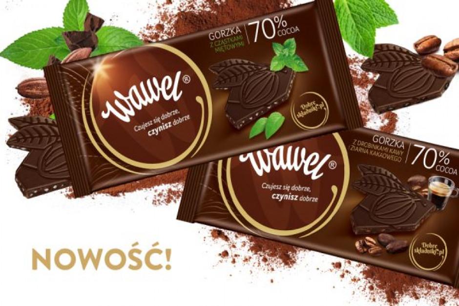 Wawel z linią czekolad premium w nowej odsłonie i z nowymi smakami